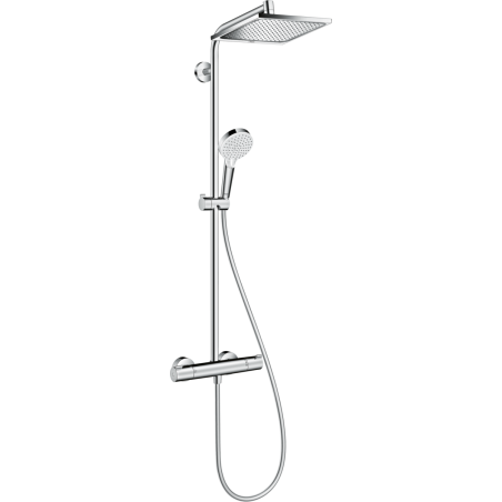 HANSGROHE Crometta E Showerpipe Crometta E 240 1jet