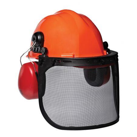 Casque avec kit de sécurité