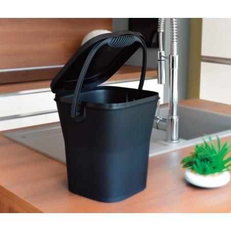 Seau à compost 6L
