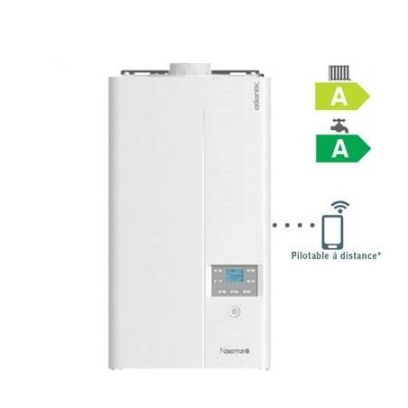 Chaudière murale gaz condensation ATLANTIC Naema2 Micro