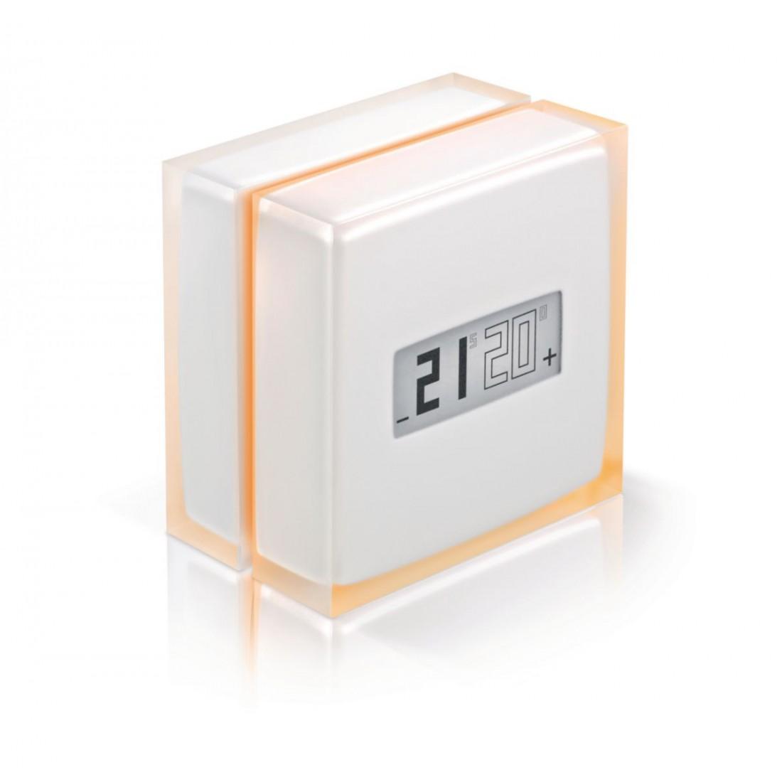netatmo thermostat intelligent connect netatmo. Black Bedroom Furniture Sets. Home Design Ideas